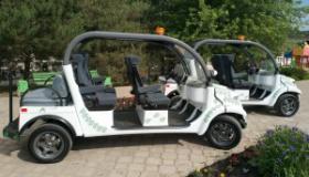 """ЗАО """"КОМЗ-Экспорт"""" произвел отгрузку электромобилей в рамках нового проекта """"Эко-такси"""""""